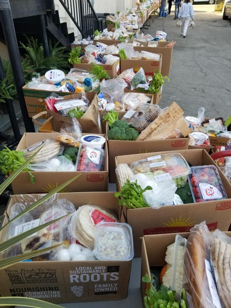 FoodCycle Diverts Grocery Store Food Waste for LA's Hungry